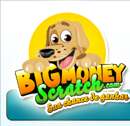 Os mais emocionantes jogos estão aqui; Raspadinhas, cartões de Raspadinha, Jogos Flash, Jogue de graça, Jogue por dinheiro, Promoções Imperdíveis, Bônus para Novos Jogadores, Club VIP de Prêmios, Convide um Amigo, Diversão, Muitos Prêmios, BigMoneyScratch