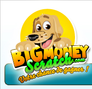 Jeux de grattage, cartes à gratter, billets à gratter et jeux flash les plus passionnants du monde. Jouer gratuitement, jouer pour de l'argent, promotions extraordinaires, bonus exclusifs pour nouveaux joueurs, Club de récompenses pour les nouveaux joueurs, Inviter un ami, incroyables cadeaux, BigMoneyScratch.