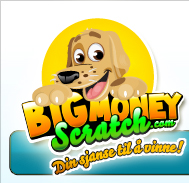 Verdens mest fantastiske, skrapelodd, Flash Spill, Play gratis, Ekte Penger Spill, Utrolige Tilbud, Ny Spiller Bonus, Eksklusiv, VIP Belønningklubb, Innviter og Venn, Moro, Fantastiske Gaver, BigMoneyScratch