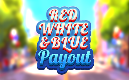 Red, White & Blue Payout