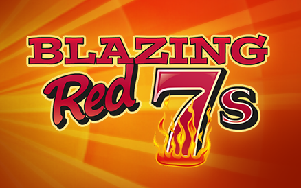 Blazing Red 7's