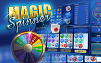 Game magic spinner